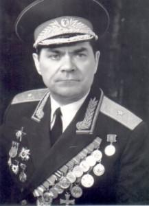 Генерал-майор ЗибаревВ.Г. (1967-1973)